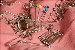 pins for sewing