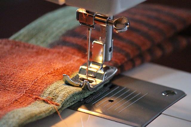 sewing job at home